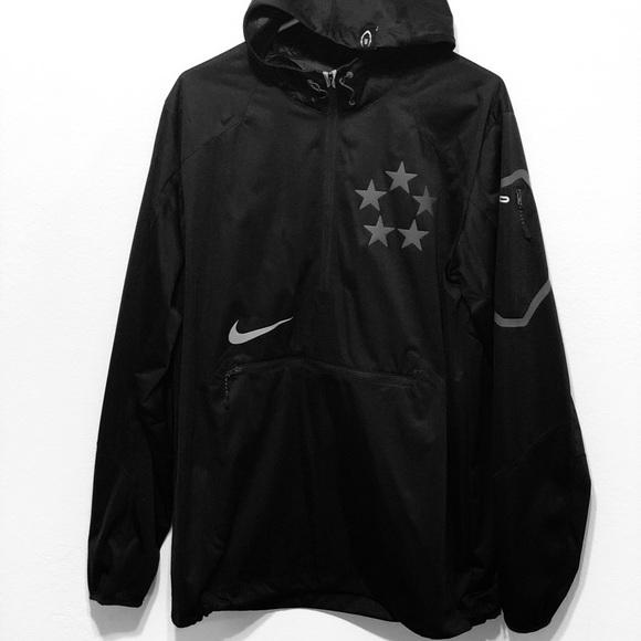 Nike Other - Nike Track Jacket | sz M | Black
